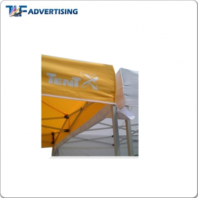 Half Wall Cross Bar Pop Up Tent Side Half Wall Kit For